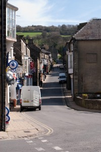 High Street Pateley Bridge 1