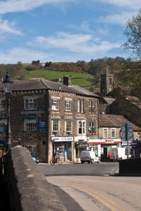 High Street Pateley Bridge