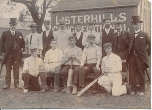 Listerhills Congregational Cricket Team