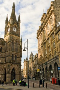 Wool Exchange Hustlergate Bradford
